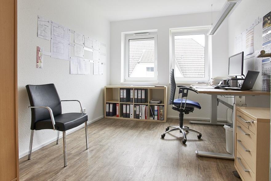 Arbeitszimmer - Haus Design Ideen innen modern Town Country Musterhaus Klein Roennau FLAIR 134 - HausbauDirekt.de
