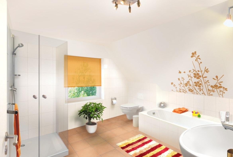 Einfamilienhaus Flair 125 Mit Satteldach Hausbaudirekt De