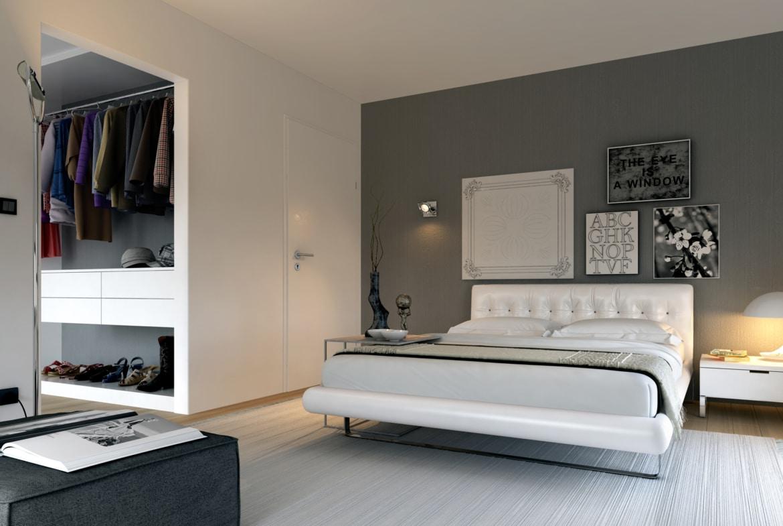 Inneneinrichtung Schlafzimmer Evolution 152 V10 Bien Zenker